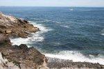 An ocean view from Ocean Avenue.