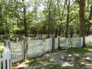 William Styron Grave2