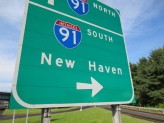 New haven sign